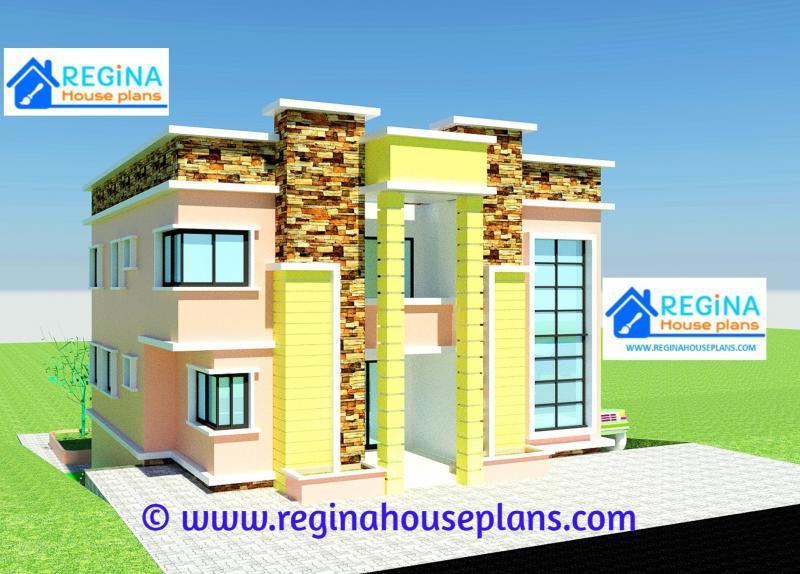 Regina House Plans