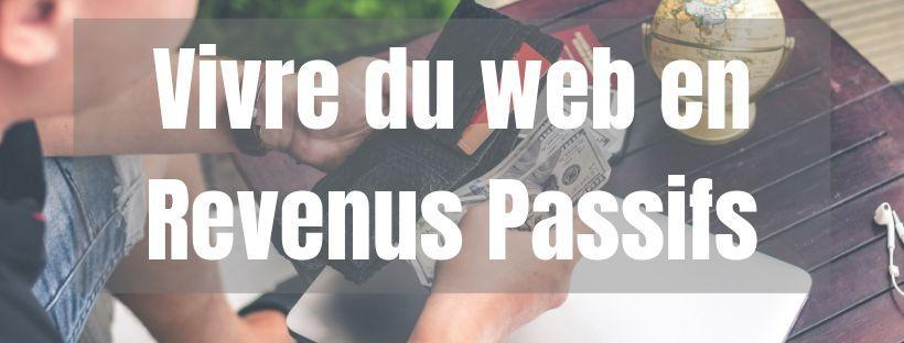 Comment gagner des sous sur le web
