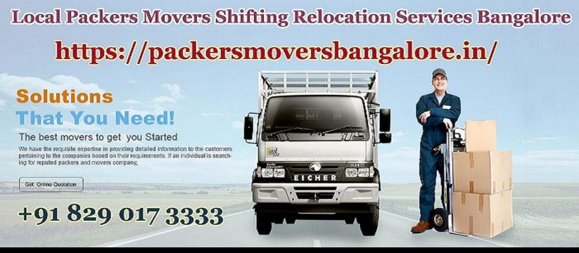 3 Respectable Tips To Pick Right Packers And Movers In Bangalore For Long Segment Migration