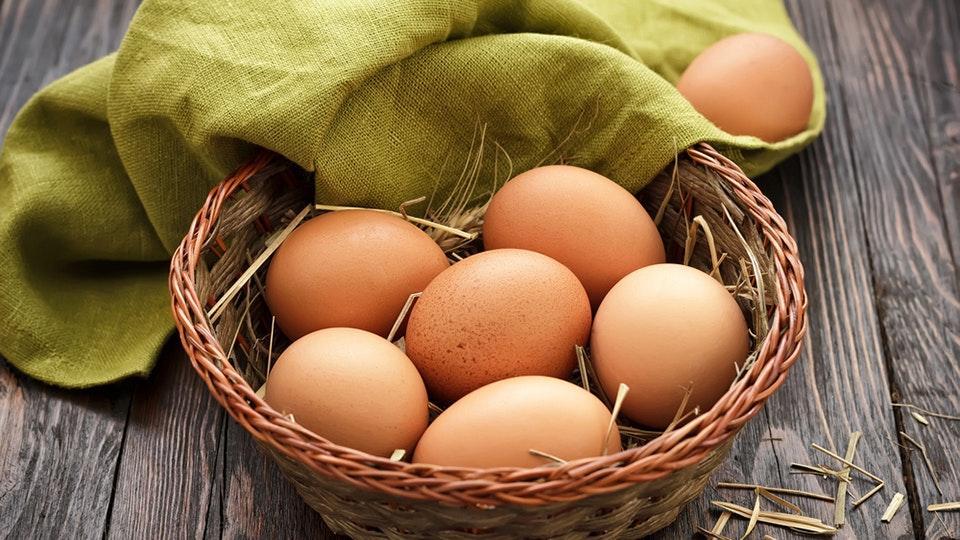 Nguồn dưỡng chất trong trứng gà giúp chống xuất tinh sớm