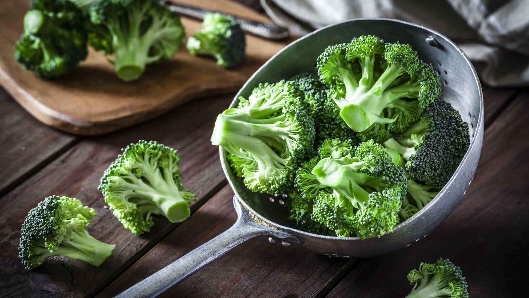 Bông cải xanh tốt cho nam giới bị suy giảm sinh lý