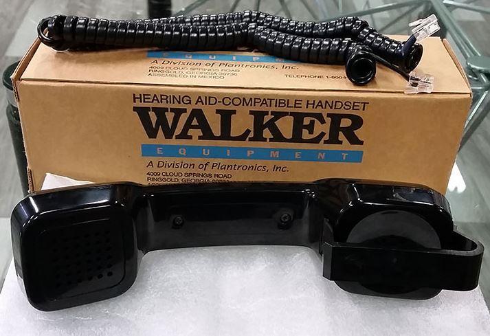 Walker Handsets